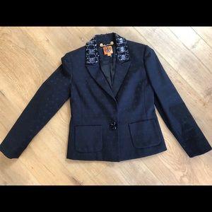 Tory Burch decorative blazer